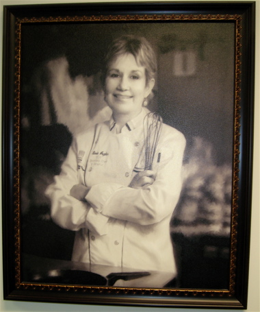 Founding Executive Chef and Director Linda Vogler